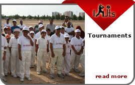 Tournaments : Jt's Cricket Academy Dubai